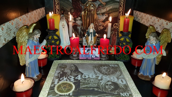 separazioni e rituali di magia